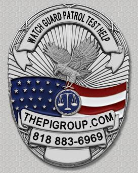 New York Watch Guard Patrol Agency WGP License Test